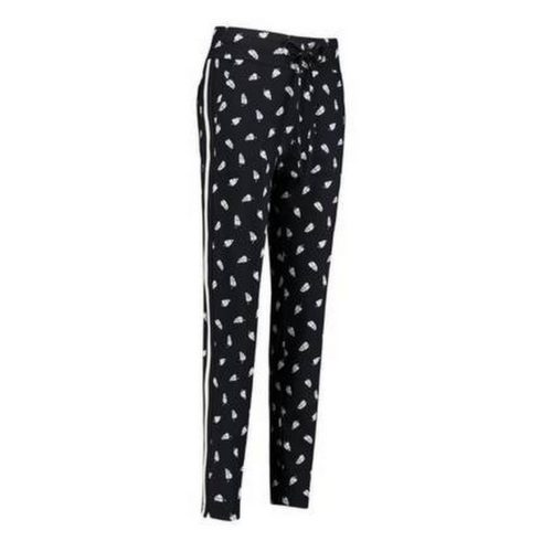 Upstairs feather trouser