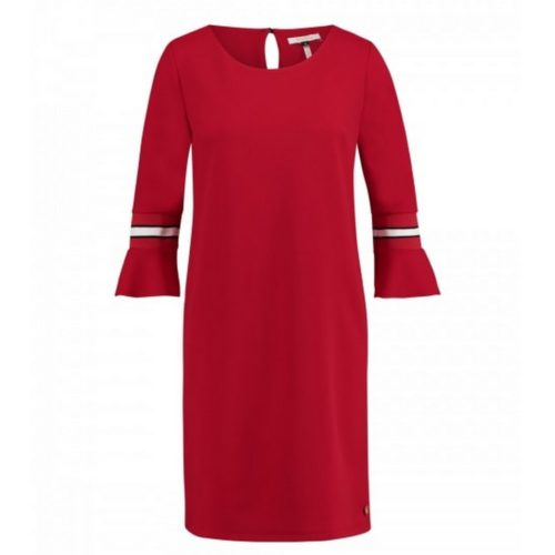 Alma dress red