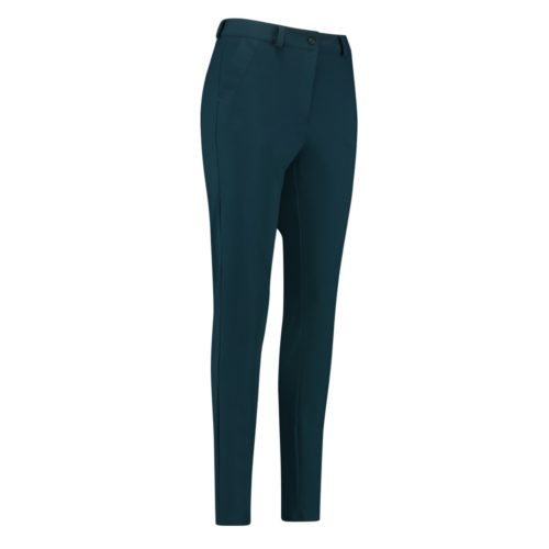 chino trouser deep green