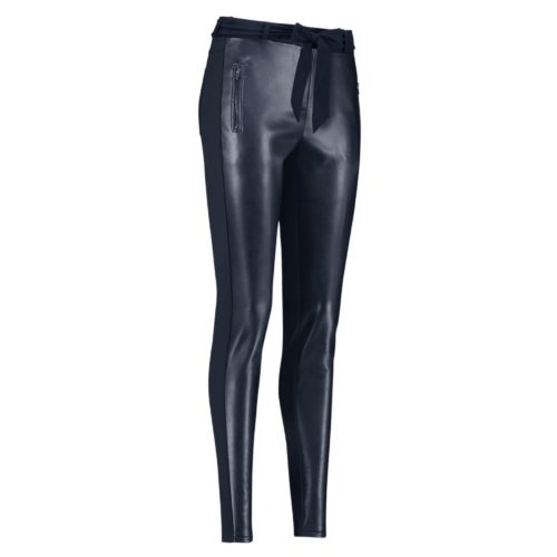 Margot leather trouser